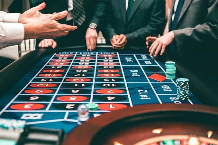 Sports Betting Wisely And Safely On Roulette