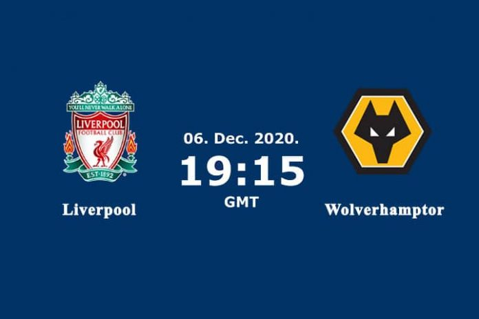 Premier League Prediction - Liverpool VS Wolverhampton