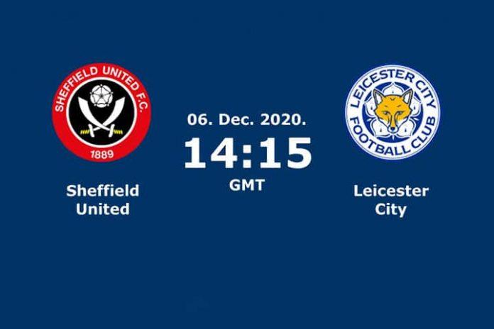 Premier League Prediction - Sheffield United VS Leicester City