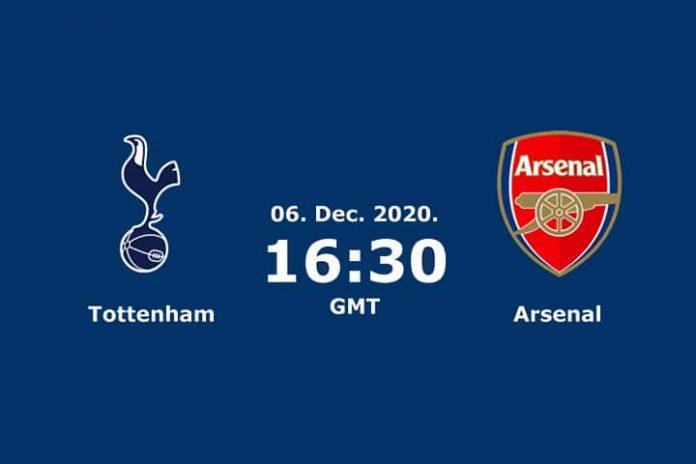 Premier League Prediction - Tottenham VS Arsenal