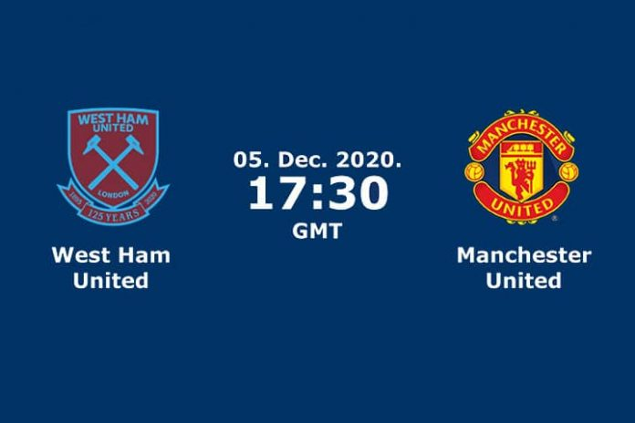 Premier League Prediction - West Ham United VS Manchester United