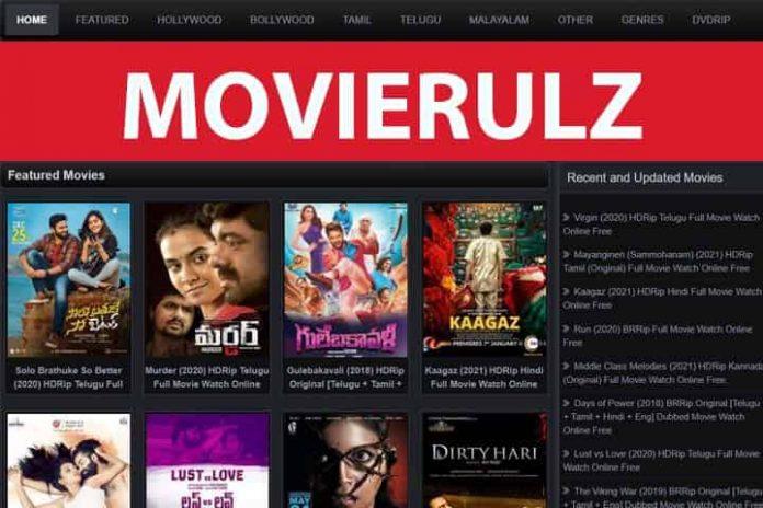 Movierulz or Movierulz.vpn