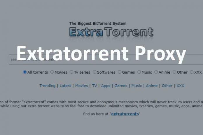 Extratorrent-Proxy