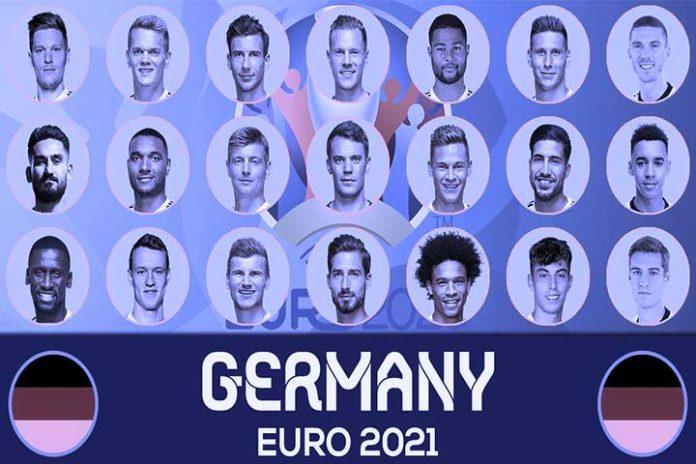Germany-At-EURO-2021